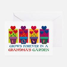 Grandma's Garden Greeting Cards (Pk of 10)
