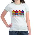 Grandma's Garden Jr. Ringer T-Shirt
