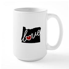 Oregon Love Mug