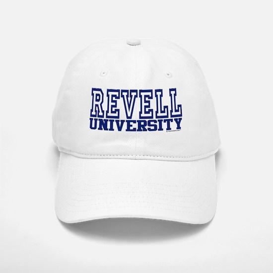 REVELL University Baseball Baseball Cap