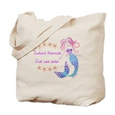 Instant Mermaid Just Add Water Tote Bag