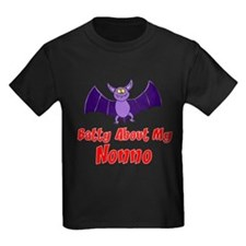 Batty About My Nonno T-Shirt