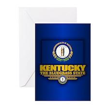 Kentucky (v15) Greeting Cards