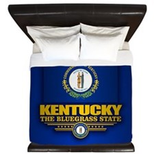 Kentucky (v15) King Duvet