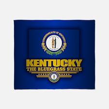 Kentucky (v15) Throw Blanket