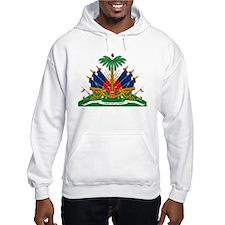 Haiti Coat of Arms Hoodie