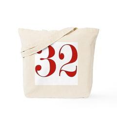 Milf 32 Tote Bag