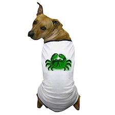 Unique Crabbing Dog T-Shirt