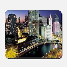 Chicago Photos Mousepad