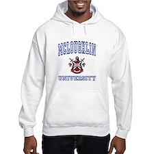 MCLOUGHLIN University Hoodie