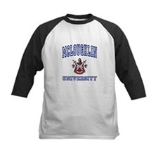 MCLOUGHLIN University Tee