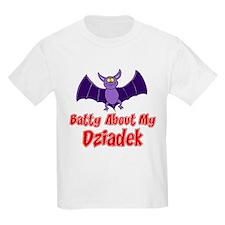 Batty About My Dziadek T-Shirt