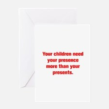 Your children need your presence more than your pr