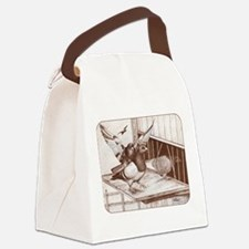 Homecoming Homers Canvas Lunch Bag