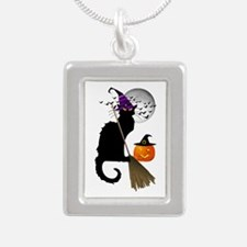 Le Chat Noir - Halloween Witch Necklaces