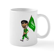 Saudi Arabia Boy Mug