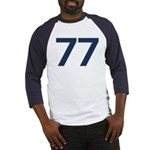 Magnificent 77 Baseball Jersey