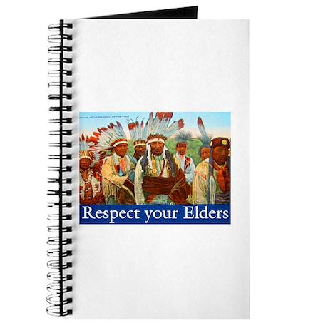 RESPECT YOUR ELDERS Journal