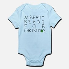 Christmas Ready Body Suit