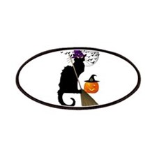 Le Chat Noir - Halloween Witch Patches