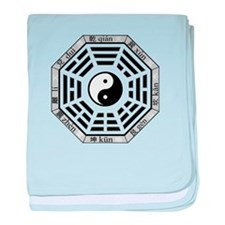 Funny Ching baby blanket