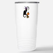 Le Chat Noir - Hallowee Stainless Steel Travel Mug