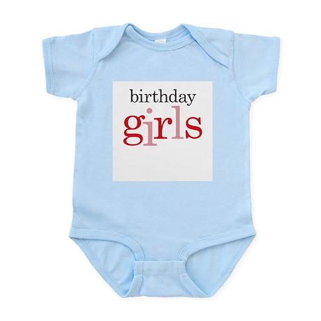 Birthday Girls - Infant Bodysuit