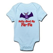 Batty About My Yia-Yia Body Suit