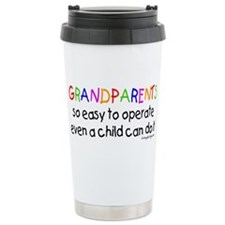 Grandparents Travel Mug