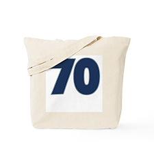 Tantalizing 70 Tote Bag