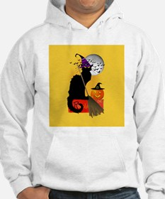 Le Chat Noir - Halloween Witch Hoodie