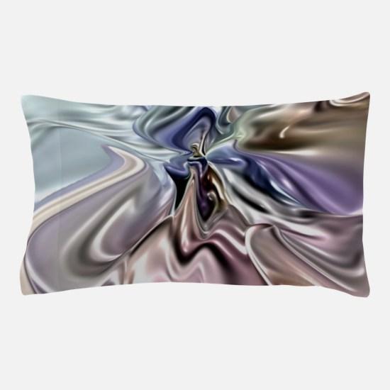 Pastels Satin Gown Pillow Case