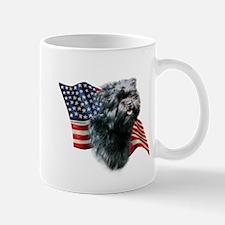 Affenpinscher Flag Mug