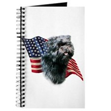 Affenpinscher Flag Journal