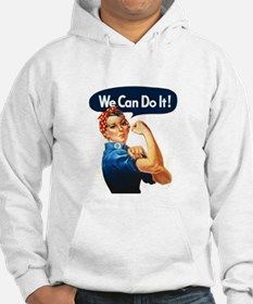 We Can Do It! Hoodie