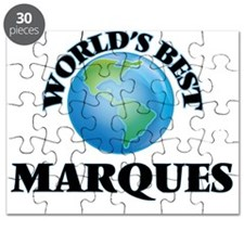 World's Best Marques Puzzle