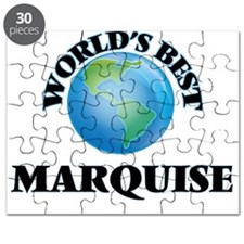 World's Best Marquise Puzzle