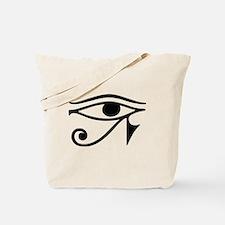 Wadjet Eye of Ra Tote Bag