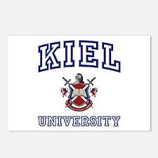 KIEL University Postcards (Package of 8)