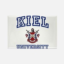 KIEL University Rectangle Magnet