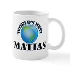 World's Best Matias Mugs