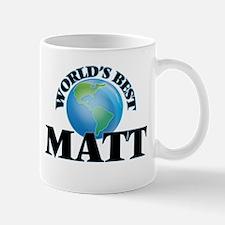 World's Best Matt Mugs