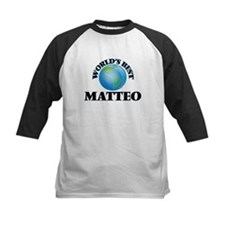 World's Best Matteo Baseball Jersey