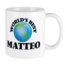 World's Best Matteo Mugs