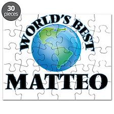 World's Best Matteo Puzzle