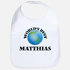 World's Best Matthias Bib