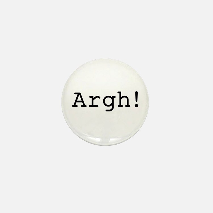 Argh! Mini Button
