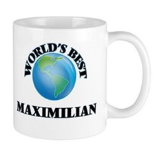 World's Best Maximilian Mugs
