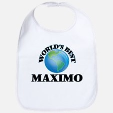 World's Best Maximo Bib