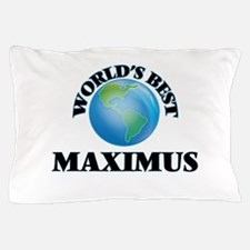 World's Best Maximus Pillow Case